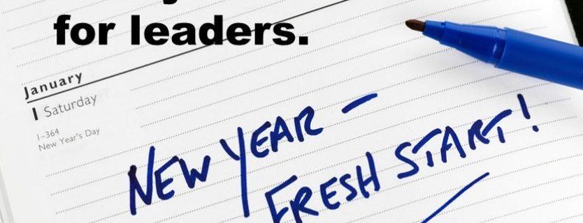 New Year, Fresh Start – Antioch Church of Christ